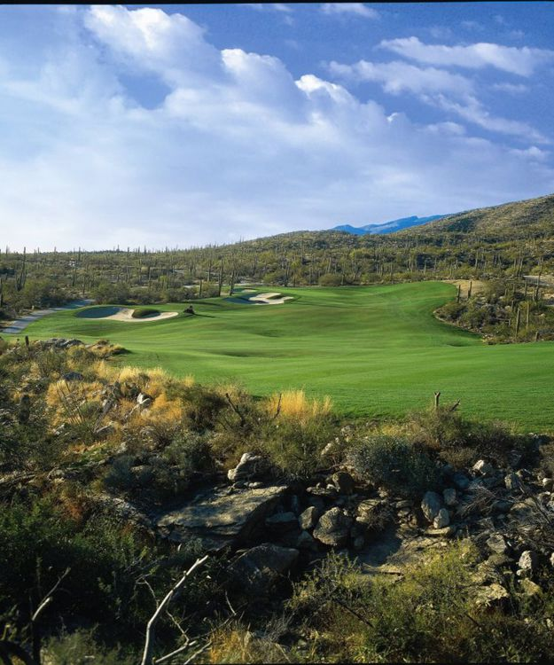 Arizona national golf club cover picture