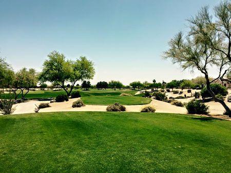 Cimarron golf club cover picture
