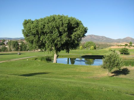 Prescott country club cover picture