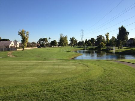 Royal Palms Golf Course Cover