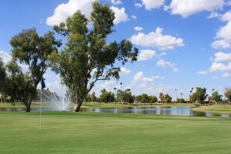 Overview of golf course named Sonoran Golf Course at Oakwood Country Club
