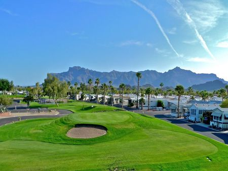 Gold canyon rv and golf resort cover picture