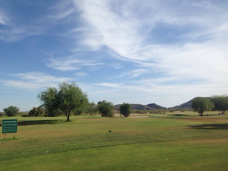 Adobe dam family golf center cover picture
