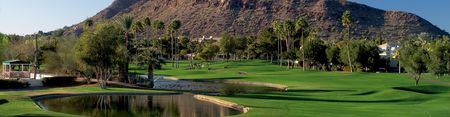 Overview of golf course named The Phoenician Golf Club