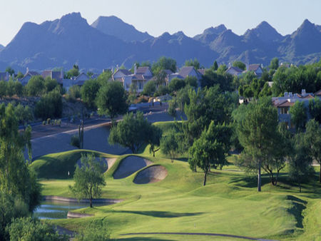 Overview of golf course named Hilton El Conquistador Golf and Tennis Resort