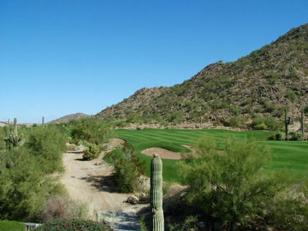Overview of golf course named Desert Sands Golf Course