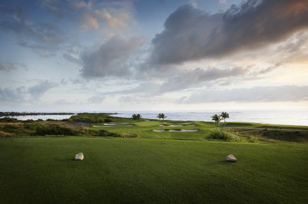 Overview of golf course named Royal Saint Kitts Golf Club