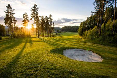 Kongsberg Golfklubb Cover Picture