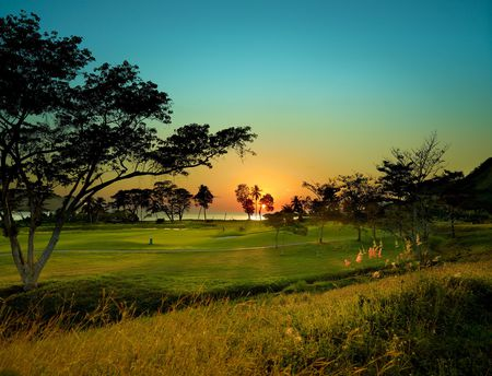 La Iguana Golf Course Cover Picture