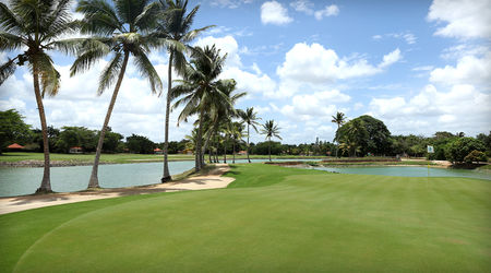 Overview of golf course named Casa de Campo - The Links