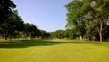 Overview of golf course named Club Salvadoreno