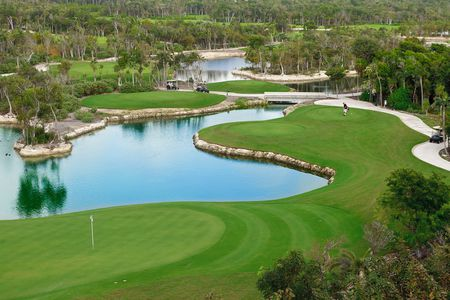 Riviera maya golf club cover picture