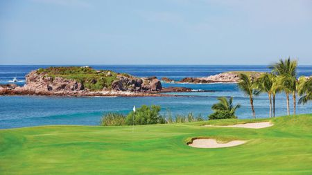 Punta Mita Club de Golf - Bahia Course  Cover