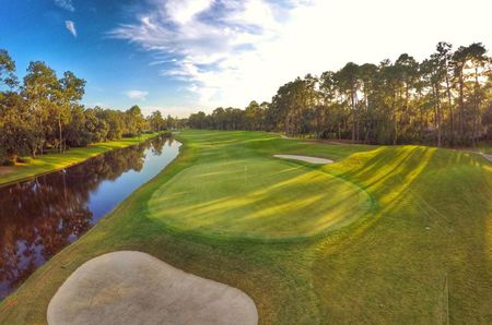 Overview of golf course named TPC Sawgrass - Dye's Valley Course