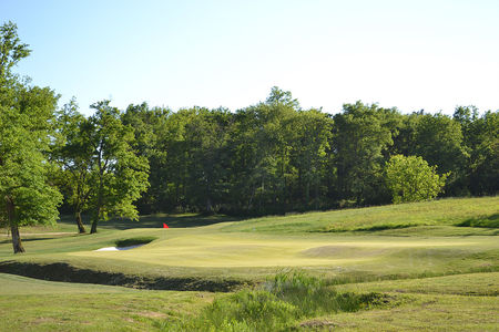Overview of golf course named Grand Saint Emilionnais Golf Club