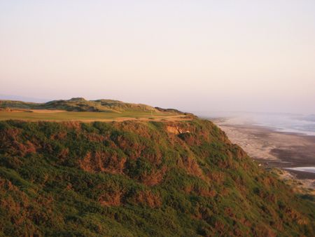 Overview of golf course named Pacific Dunes at Bandon Dunes Resort