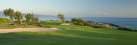 Bay course at kapalua cover picture