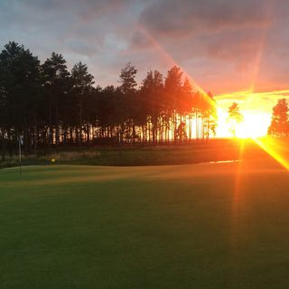 Parnu bay golf links cover picture