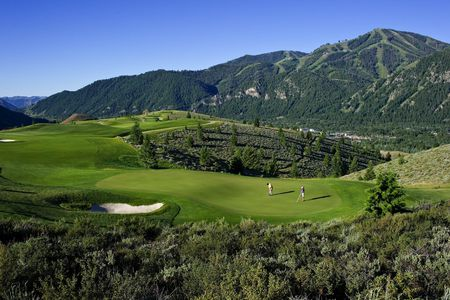 Sun Valley Resort - Elkhorn Golf Course Cover Picture