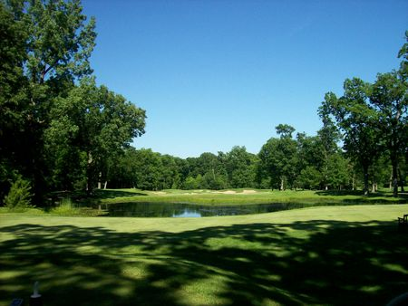 Overview of golf course named Cantigny Golf