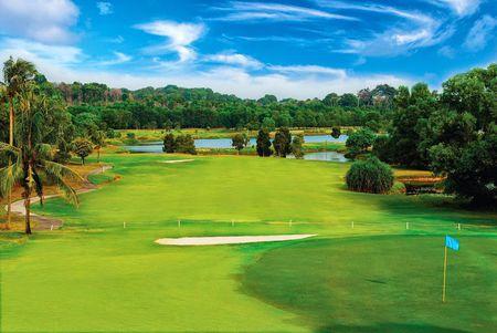 Laguna Bintan Golf Club Cover Picture