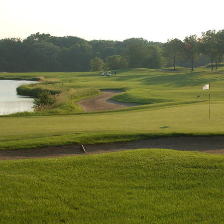 Orchard valley golf course cover picture