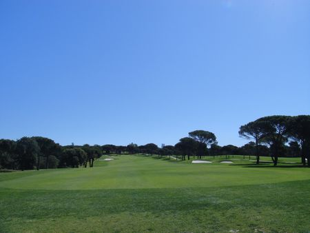 Overview of golf course named Real Puerta de Hierro - Abajo Course
