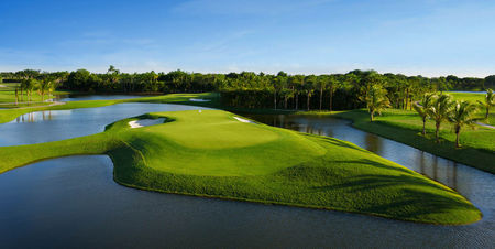 Trump National Doral Miami - The Red Tiger Cover Picture
