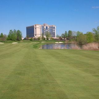 Belterra casino golf club cover picture