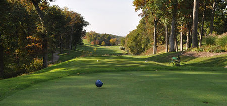 Overview of golf course named Davenport Country Club