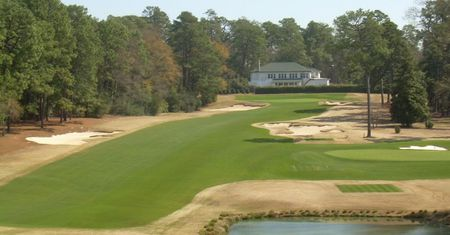 Overview of golf course named Palmetto Golf Club