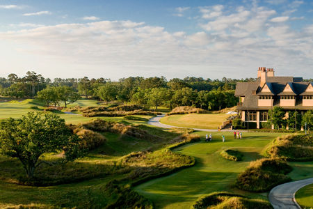 Overview of golf course named Kiawah Island Club - The Cassique