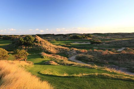Barnbougle golf club lost farm cover picture