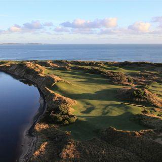 Barnbougle golf club lost farm cover picture
