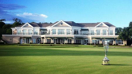 Country Club of Charleston Cover Picture