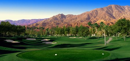 Overview of golf course named PGA WEST - Arnold Palmer