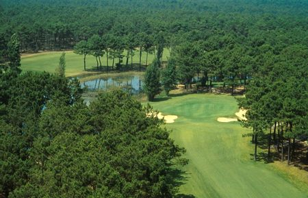 Overview of golf course named Clube de Campo Da Aroeira I