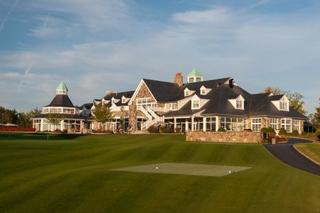 Overview of golf course named Trump National Golf Club - Westchester