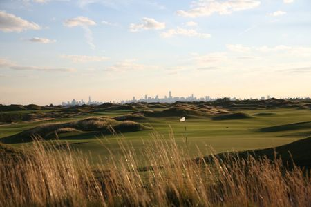 Overview of golf course named Trump National Golf Links - Ferry Point