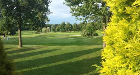 Overview of golf course named Linzer Golf-Club Luftenberg