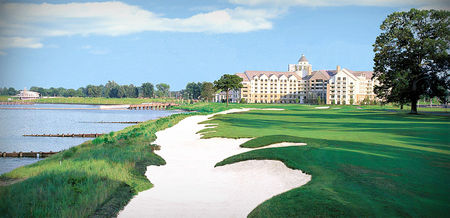 Cambridge River Marsh Golf Club - Hyatt Chesapeake Bay Cover Picture