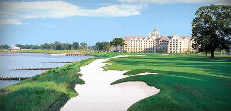 Cambridge River Marsh Golf Club - Hyatt Chesapeake Bay Cover Picture