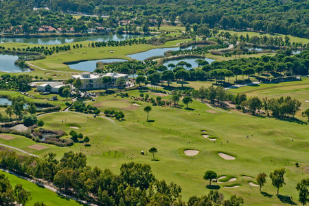 Antalya golf club pasha course cover picture