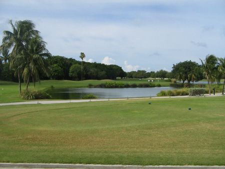 Overview of golf course named Key West Golf Club