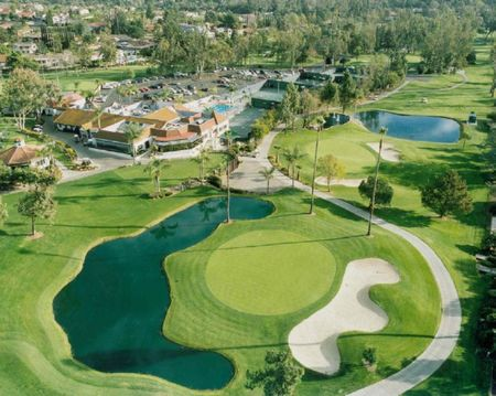 Overview of golf course named Stoneridge Country Club