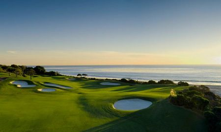 Monarch Beach Golf Links Cover Picture