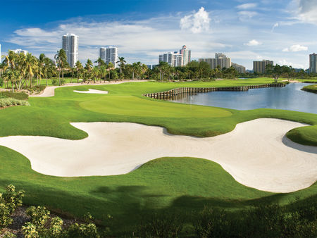 Turnberry Isle Resort and Club - The Miller Course Cover Picture