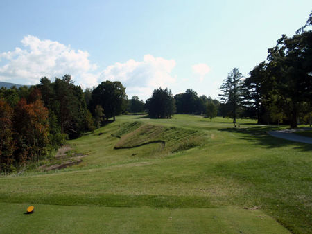 Taconic Golf Club Cover Picture