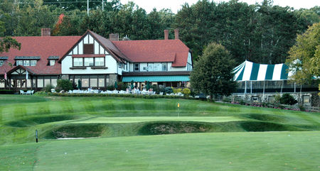Worcester Country Club Cover Picture