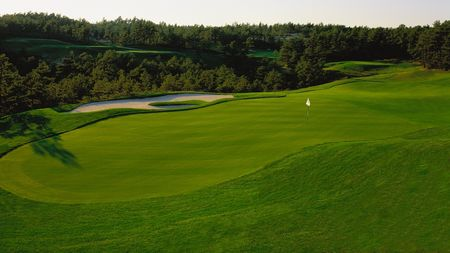 Pinehills golf club cover picture